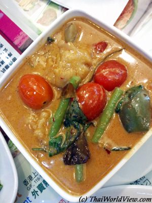 Thai Food Queensway