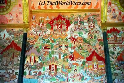 Wat Srisa Thong - วัดศรีษะทอง